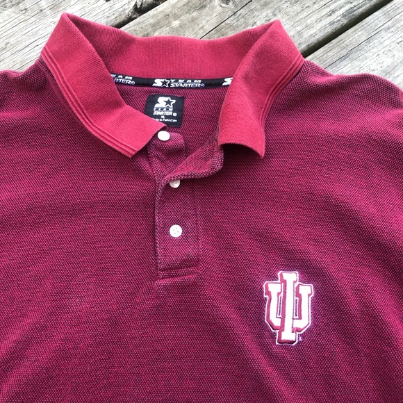 Vintage Other - Vintage Indiana Hoosiers polo